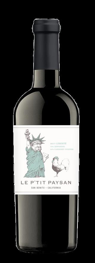 """Le P'tit Paysan """"Liberté"""" bottle"""
