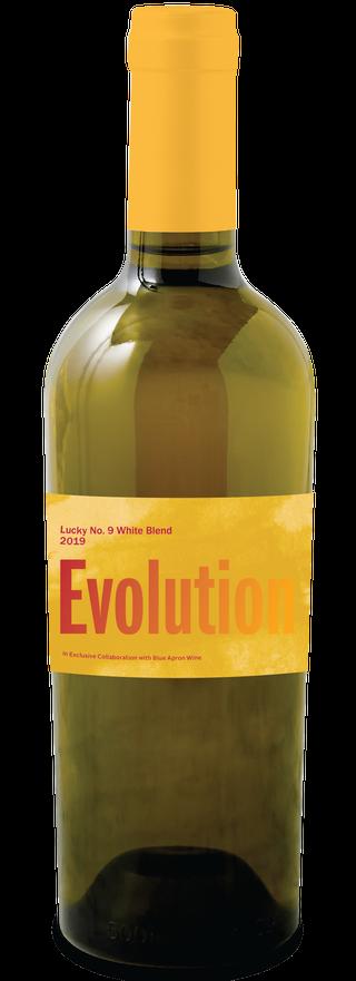 Evolution Lucky No.9 bottle