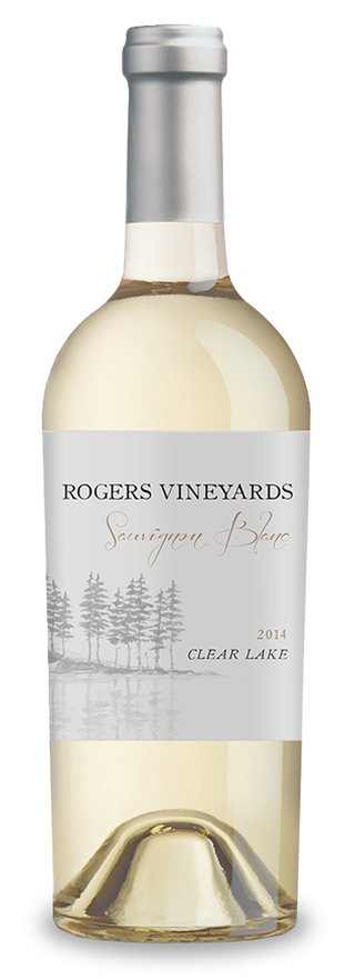 Rogers Vineyards bottle