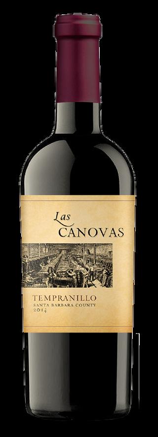 Las Canovas bottle