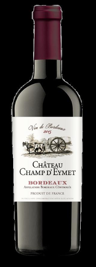 Château Champ d'Eymet bottle