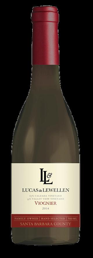 Lucas & Lewellen bottle