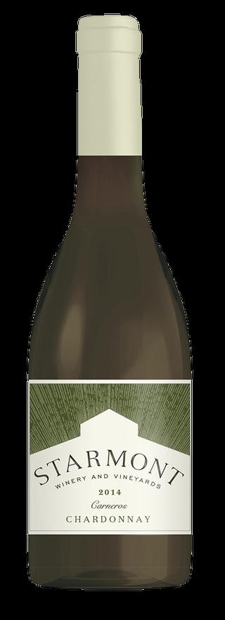 Starmont Winery bottle